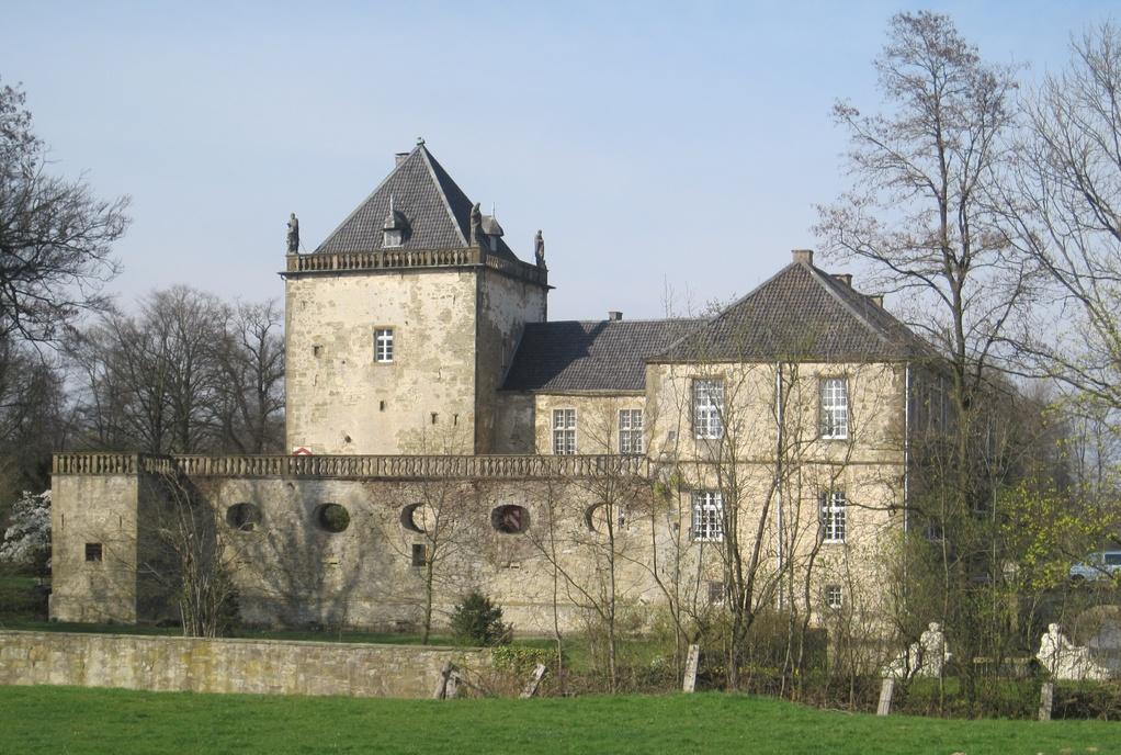 Schloss Gesmold - deren von Hammerstein