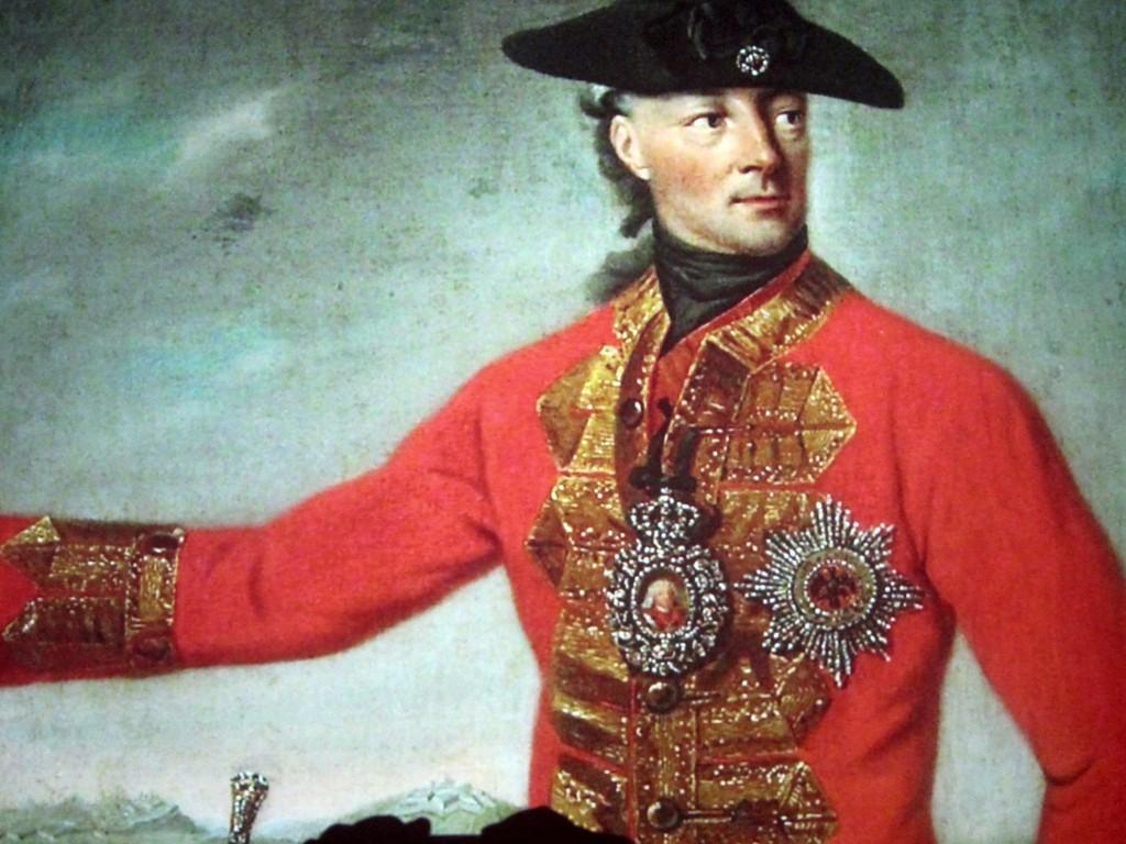 Graf Wilhelm zu Schaumburg-Lippe (1724-77)
