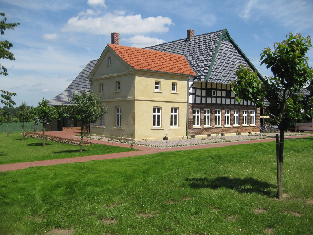 Mühlengehöft Eilhausen aus dem 19. Jahrhundert