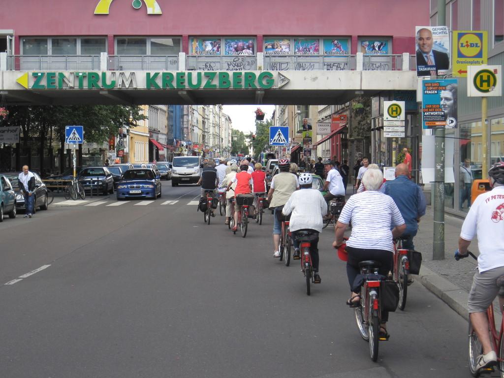 quer durch Kreuzberg