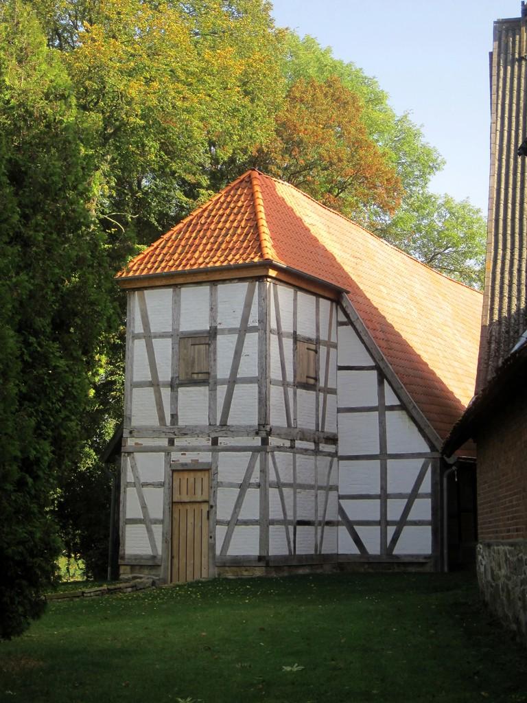 Fachwerkkirche Schinna