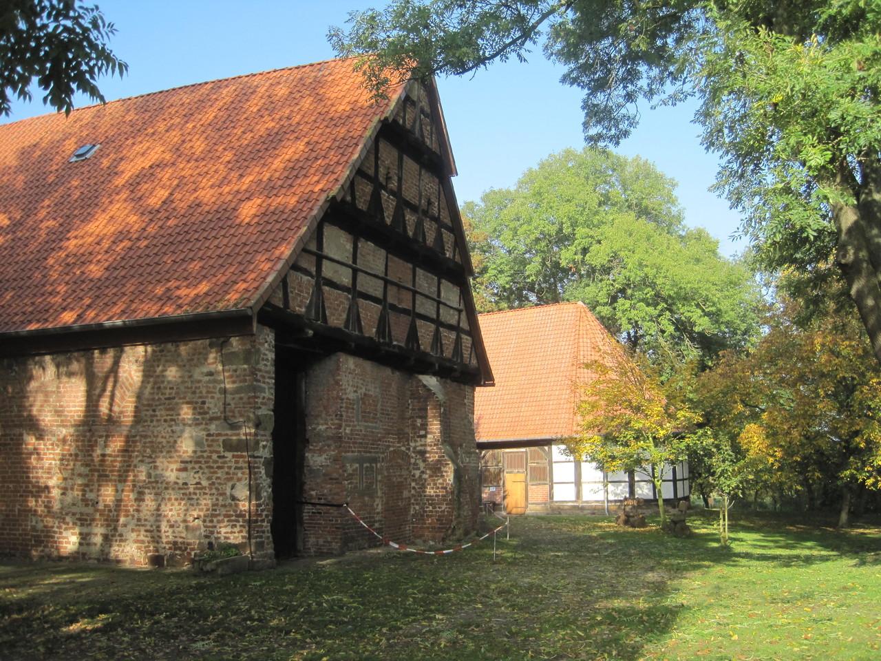Kloster Schinna - ehemaliges Benediktinerkloster von 1148