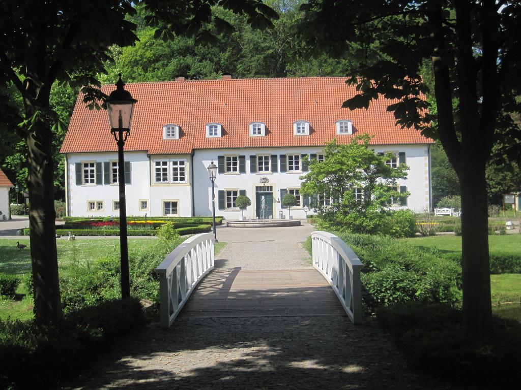 Gut Holzhausen - Haus des Gastes Bad Holzhausen
