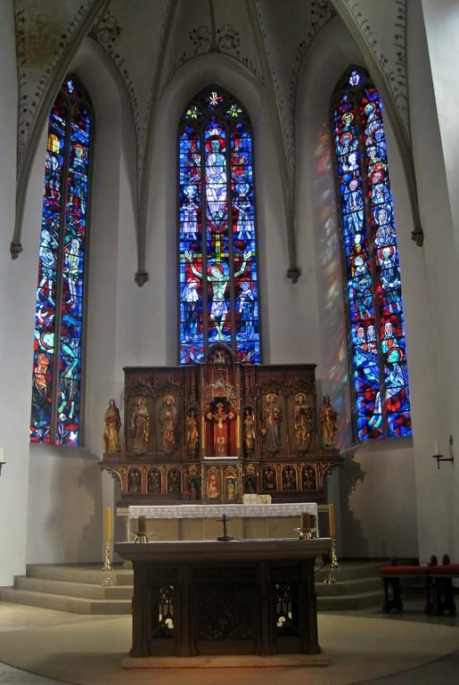 in der St. Christina-Kirche Herzebrock