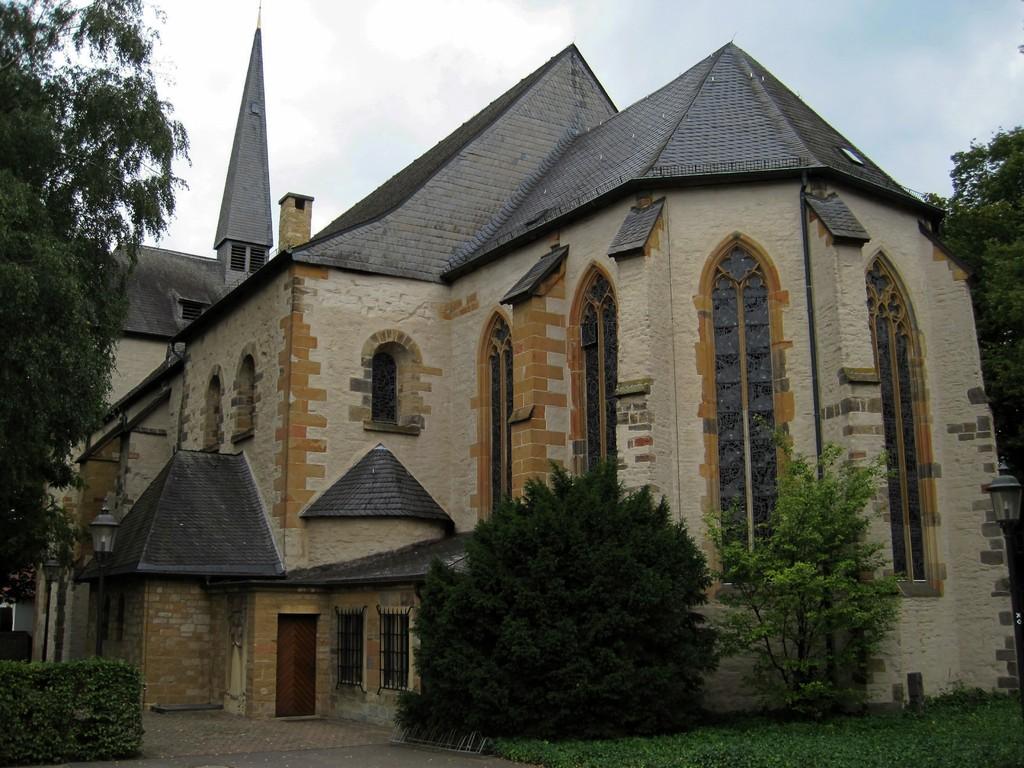 Prämonstratenserkloster Clarholz - Kirche St. Laurentius