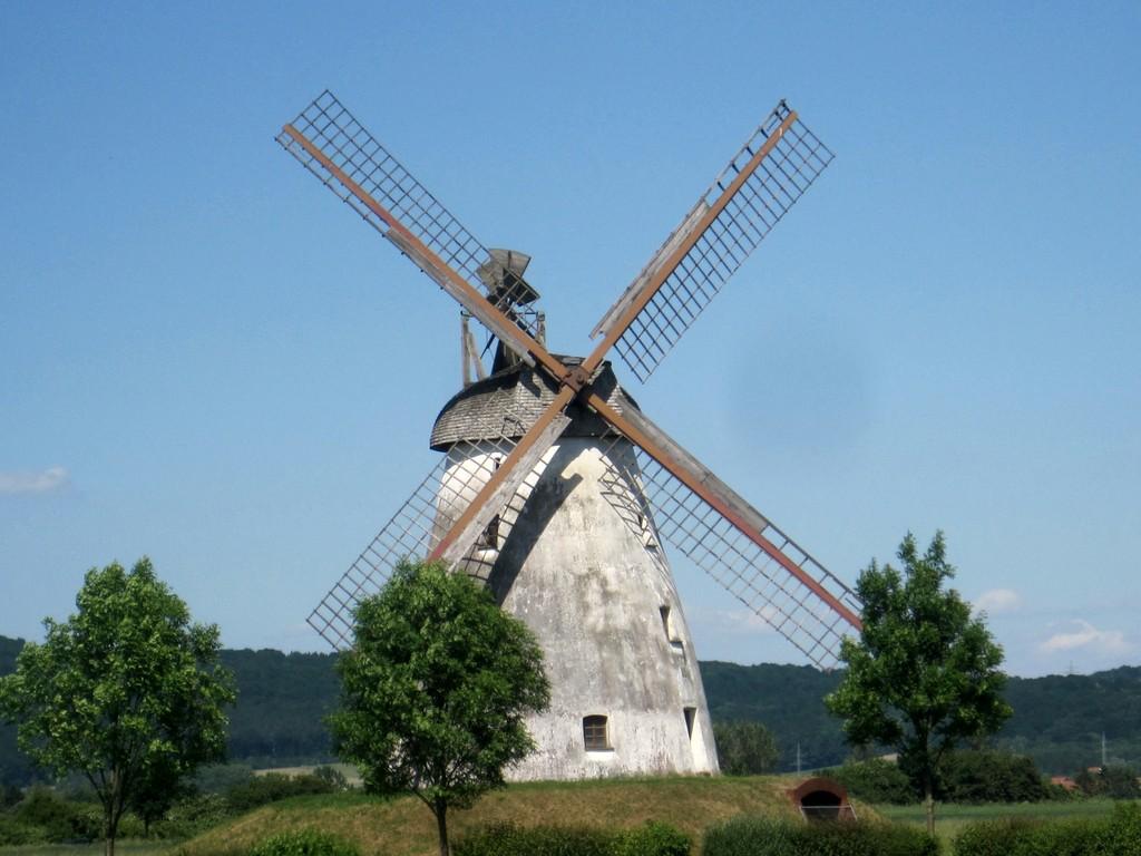 Windmühle Veltheim - 1903 erbaut