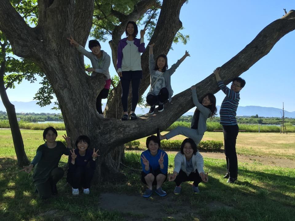 ☆6/7朝ヨガ☆ Smile smile smile♪