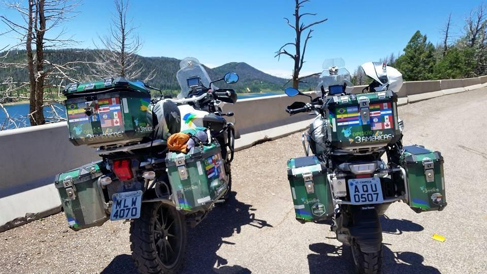 Expedição 3 Américas - Idea-pro em  Nevada