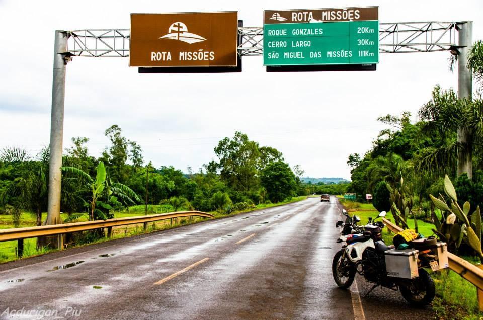 Rio Grande do Sul - Rota das Missões.