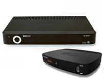 один комплект на 2 телевизора Триколор ТВ FullHD с ресивером E502 GS-C5911 и антенной в Могилев