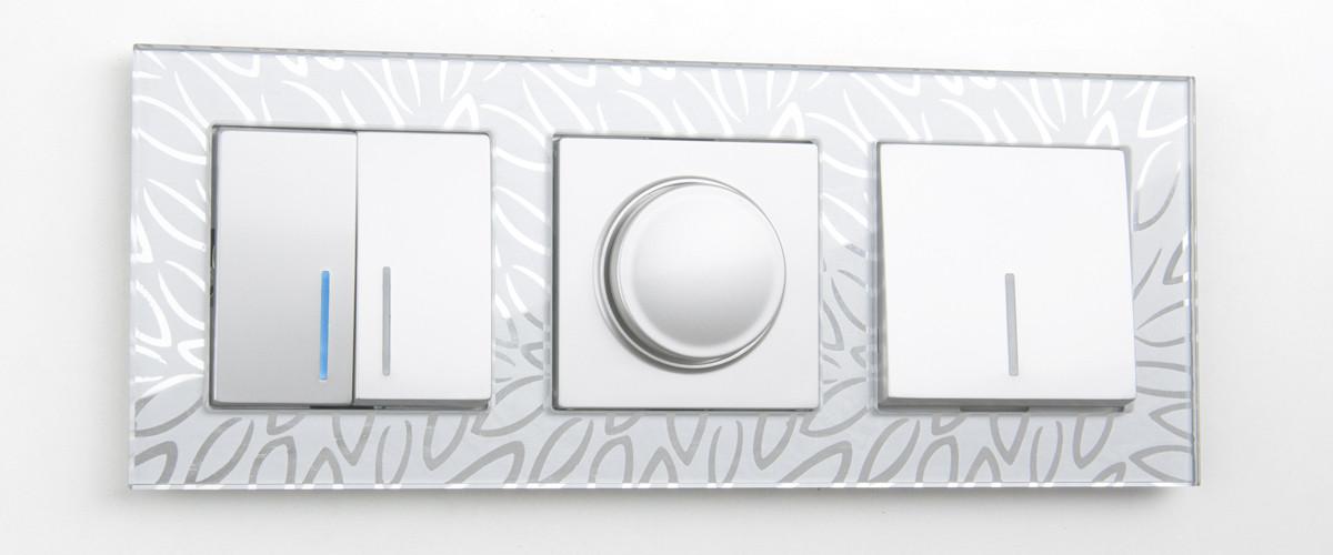 Механизмы Werkel серебряного цвета