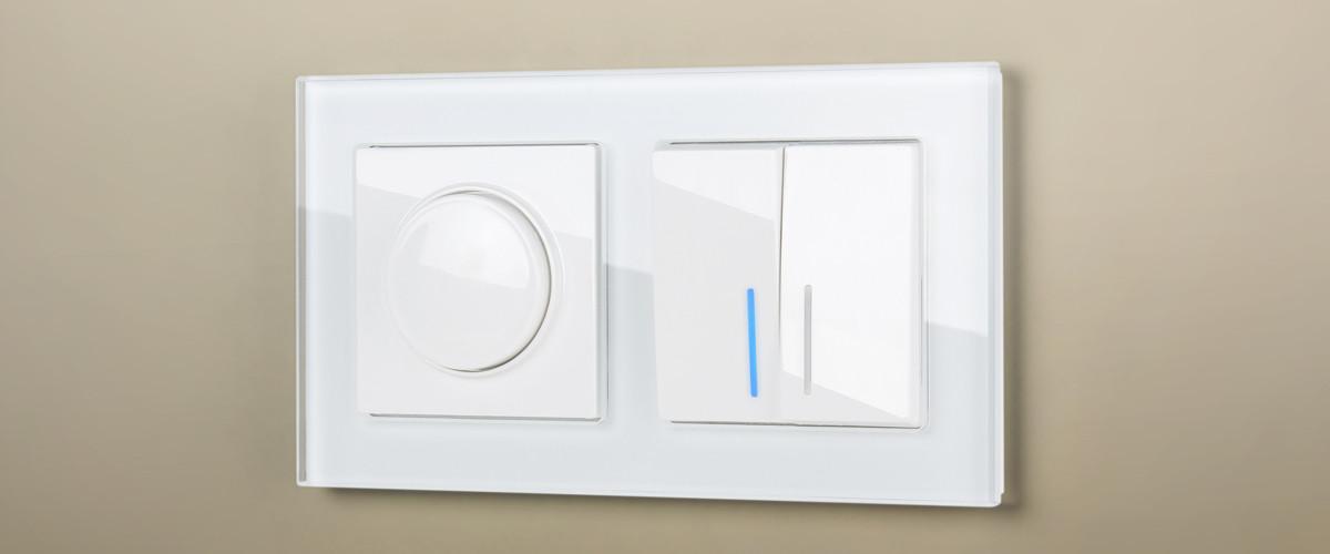Механизмы Werkel белого цвета