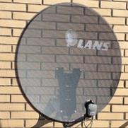 Перфорированная спутниковая антенна Corab