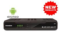 Спутниковый ресивер Openbox AS1 HD Android в Могилеве