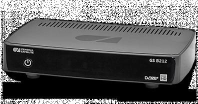 Комплект Триколор ТВ FullHD с ресивером GS b212 в Могилеве