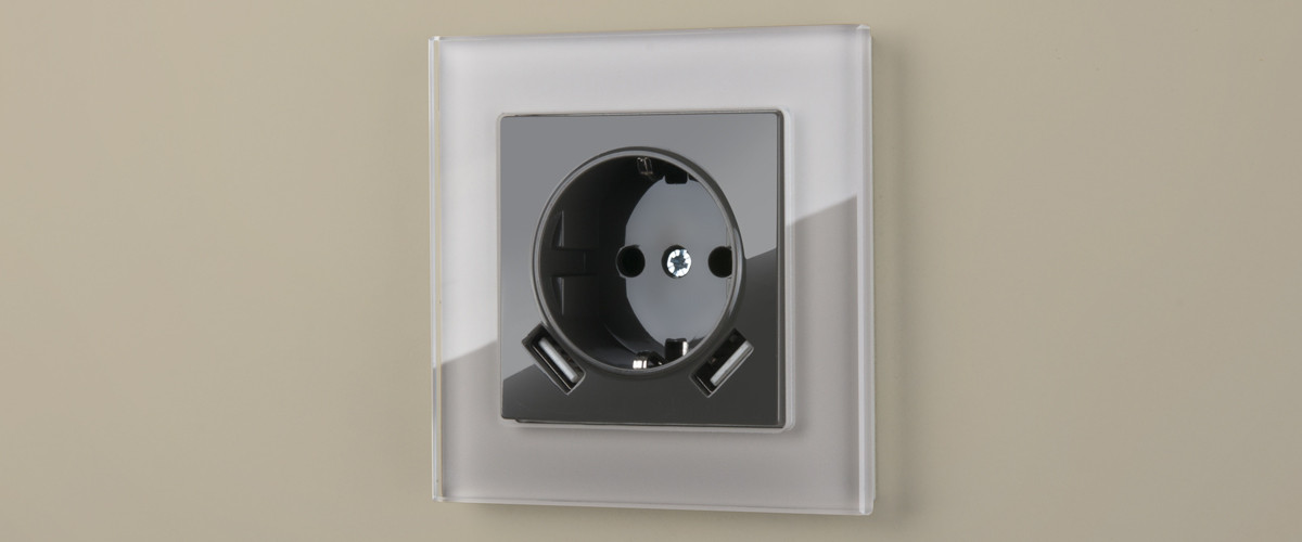 Механизмы Werkel серо-коричневого цвета