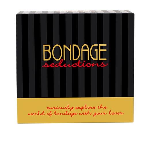 Sexspiele, Spiele für Erwachsene, Bondage Spiel, Bondage seductions, Bondage, Erotikspiele, Sex Shop Spiele, Sex Shop Vorspiel