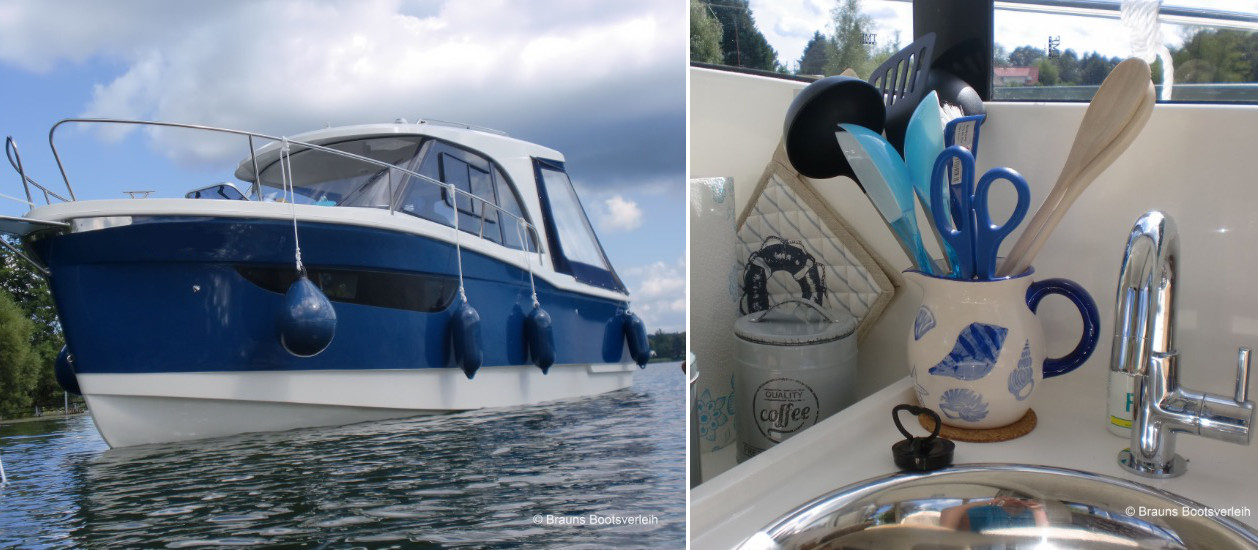 Mietboot - CharterYacht