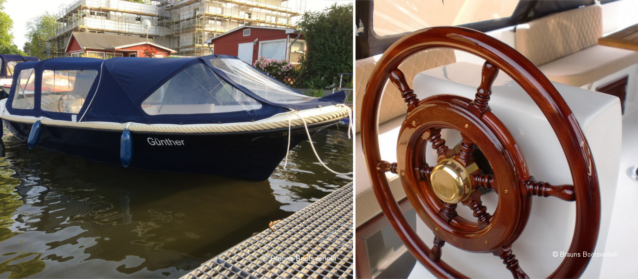 Mietboot - LoungeBoot