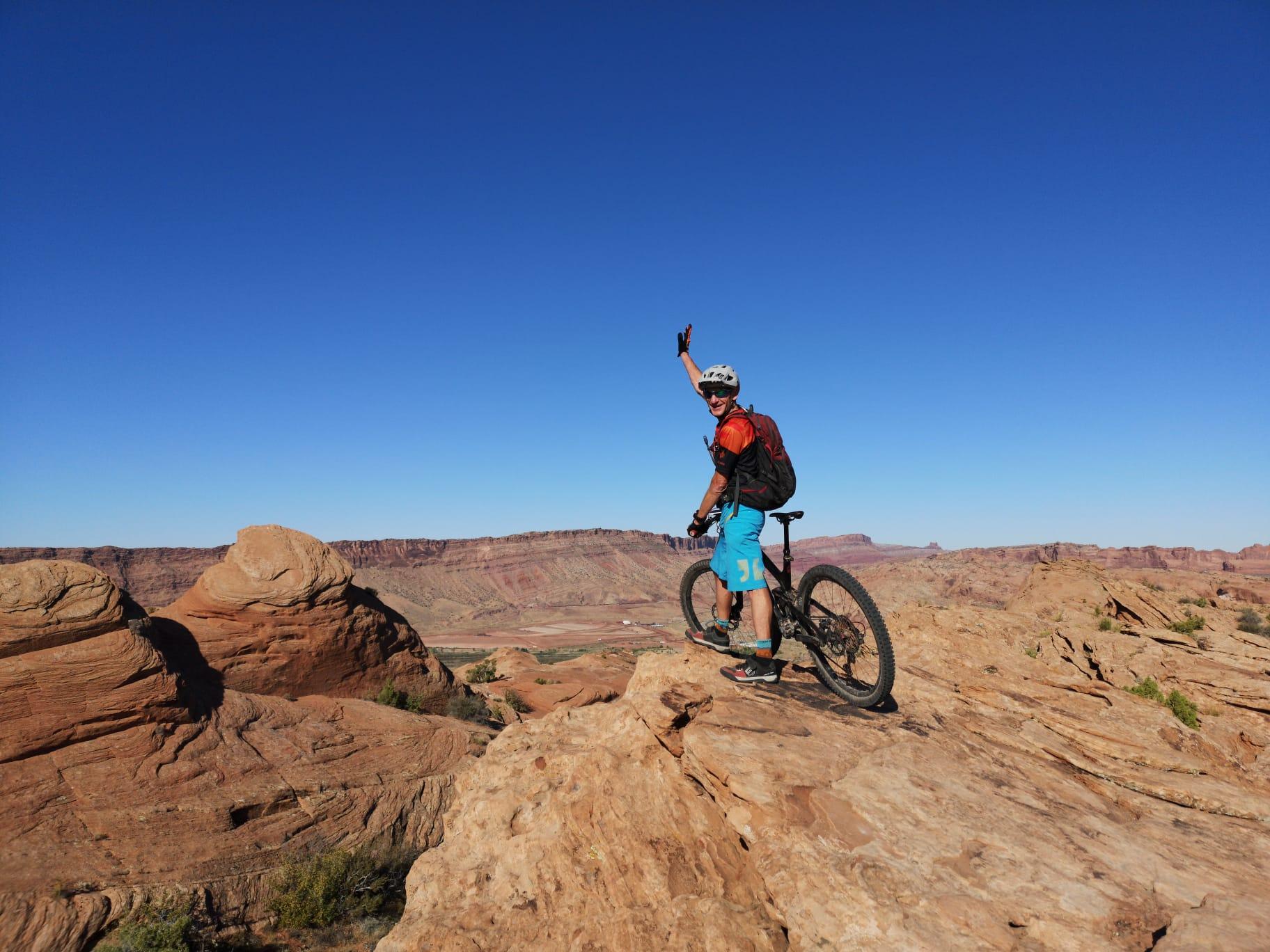 Moab, Utah, SlickRock