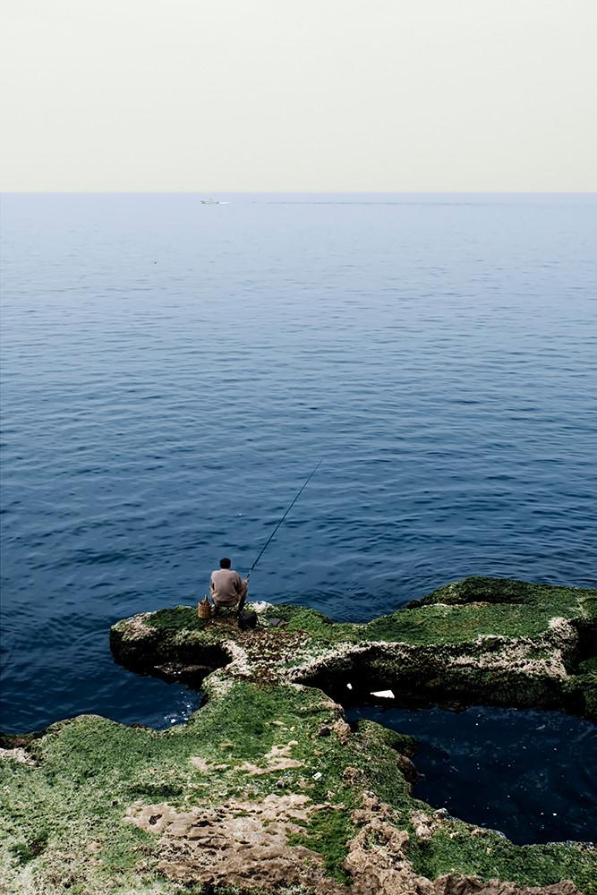 Pescador. Beirut