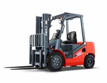 HELI Forklift Truck Manual & Brochures PDF - Forklift Trucks