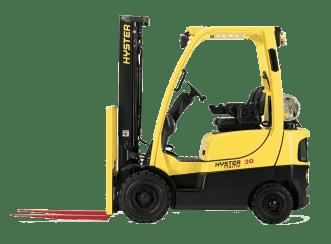 HYSTER Forklift Truck Manuals & Brochures PDF - Forklift