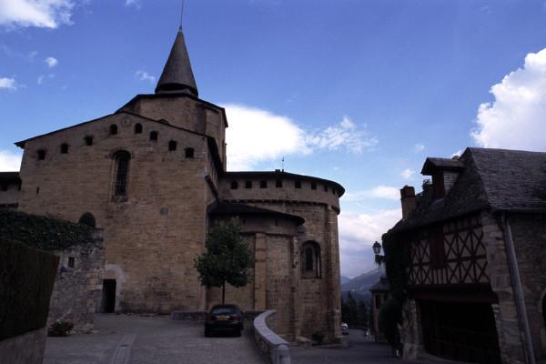 St Savin dans les Hautes Pyrénées