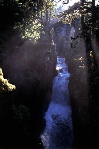 Cascade des Pyrénées