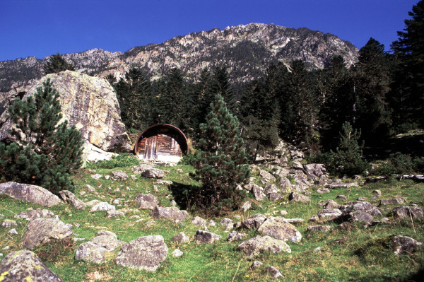 Paysage des Pyrénées