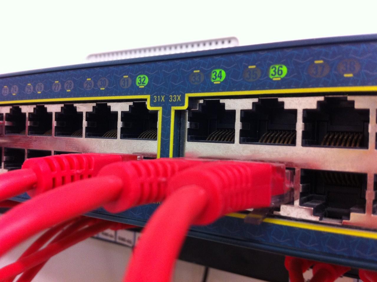 Configuració de l'Electrònica de Xarxa