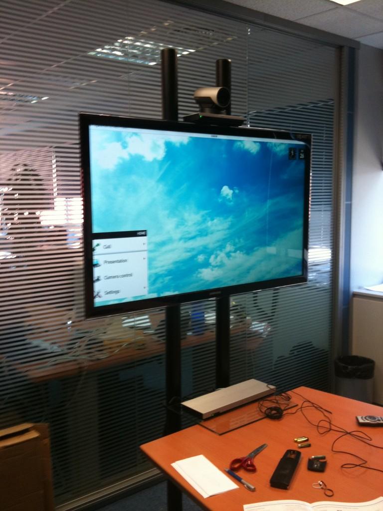Instal.lació de Videoconferència