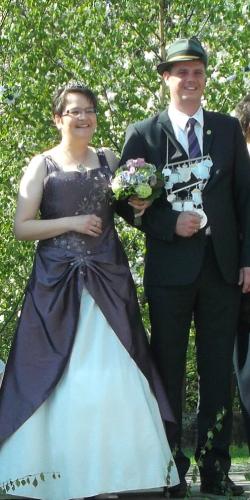 Königspaar 2011 - 2013