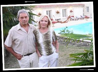 Raymonde et Jean-Claude vous acceuille au Domaine de Beunes, à 25 km de la Dordogne