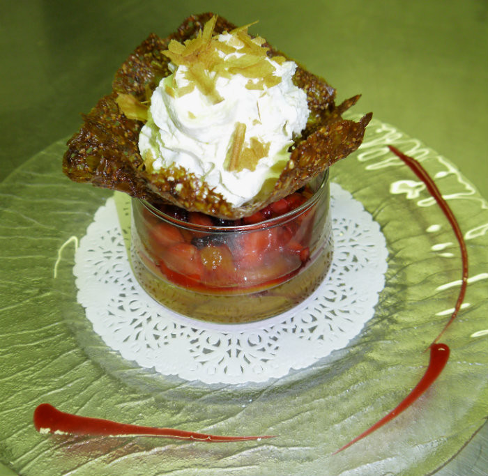Poélée de fruits de saison, un savoureux dessert fruité