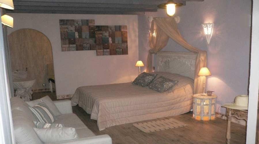 Chambre d'hôtes d'ambiance vintage