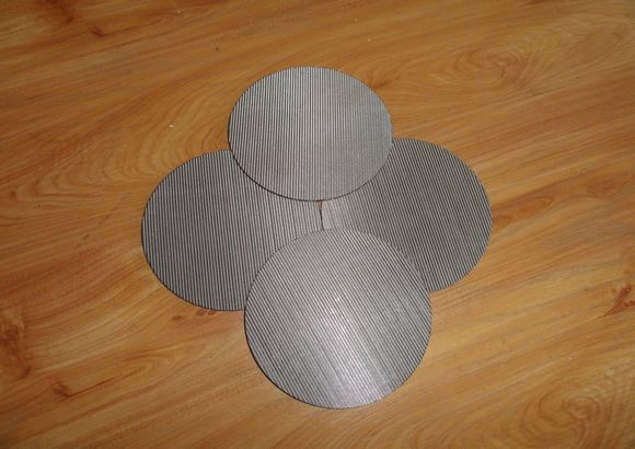laser cutting wire mesh stainless steel for filter