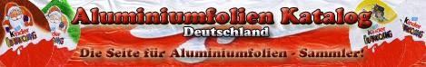 Aluminiumfolien-Katalog