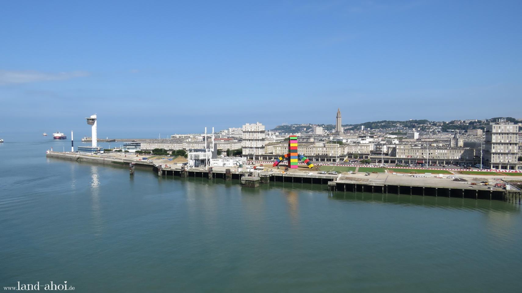 Le Havre (Frankreich) - Kreuzfahrt - Hafeninfos - Ausflüge ...