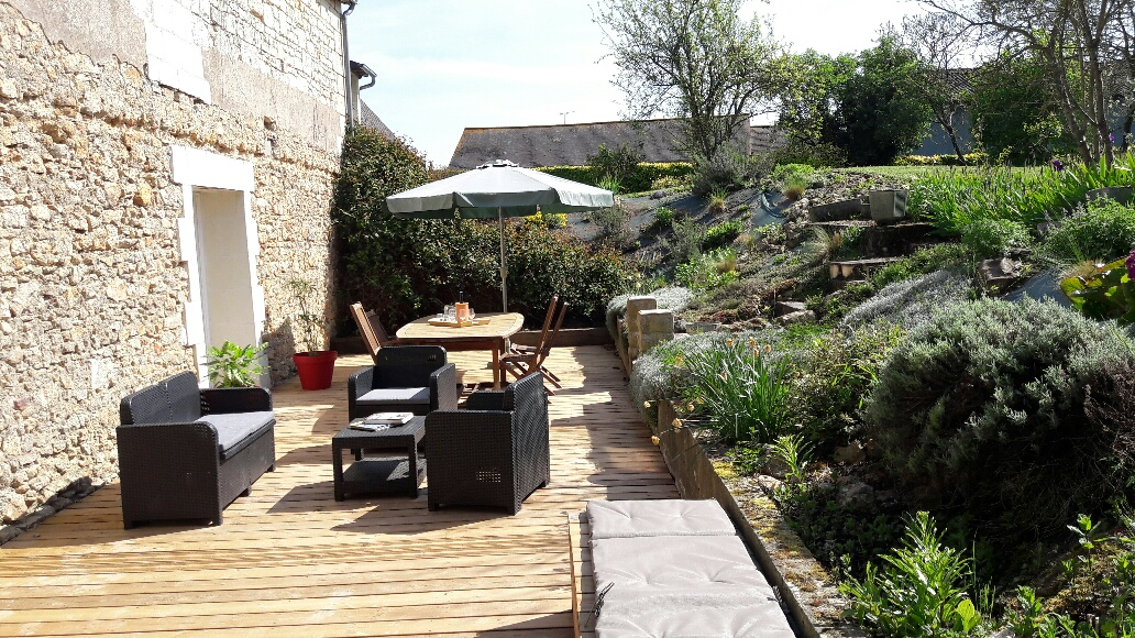 Terrasse accessible