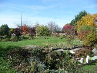 Les jardins pour se reposer