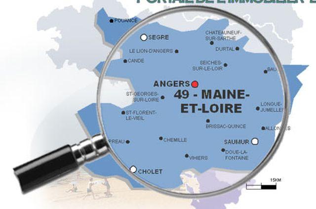 Le Maine et Loire vous accueille