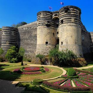 château de la Loire in Angers