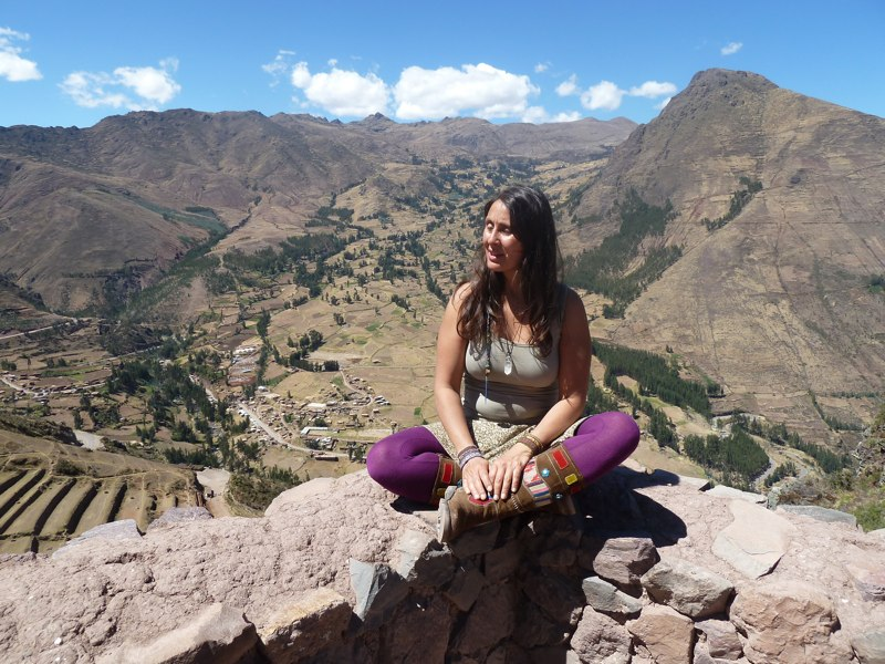 Pisach, Sacred Valley, Andes/Peru