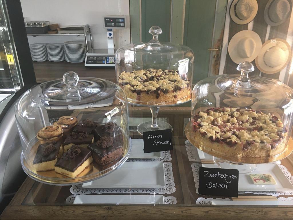 PASTELES DEL CAFÉ ZUCKER ZWERG (Fotos Manuela Fischer)
