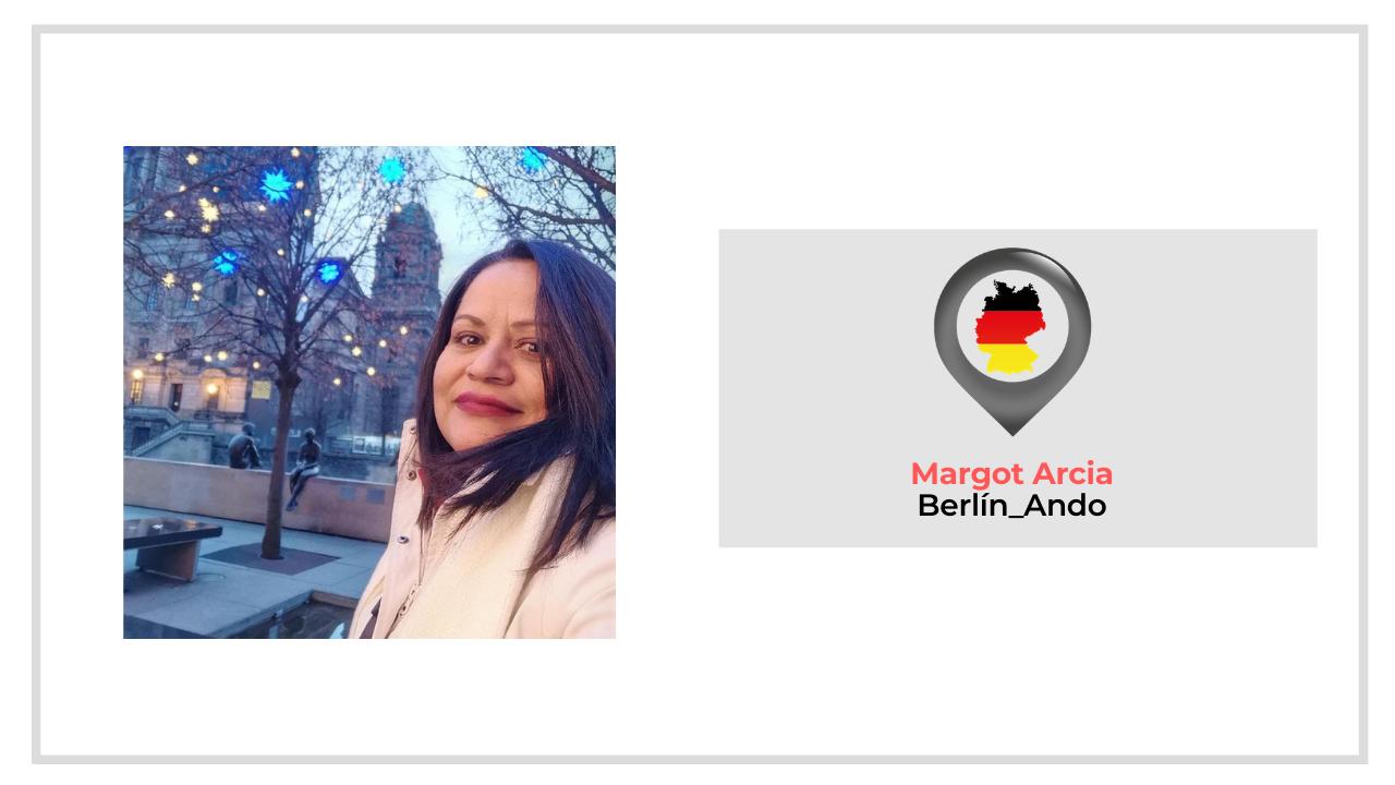 MARGOT ARCIA: BERLIN_ANDO