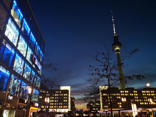 Alexanderplatz, el corazón de Berlín.
