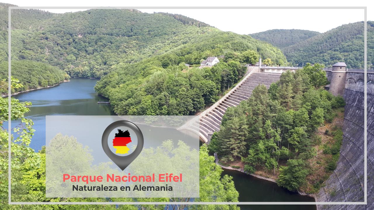 PARQUE NACIONAL EIFEL: NATURALEZA EN ALEMANIA