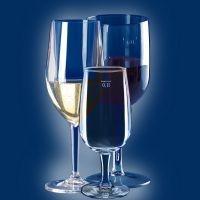 Weingläser mit Stil