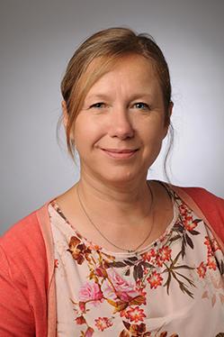 Physiotherapeutin Beata Hinz